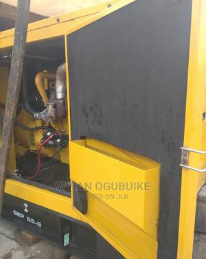 65kva Mantrac Caterpillar Soundproof Generator for Sale | Electrical Equipment for sale in Lagos State, Oshodi