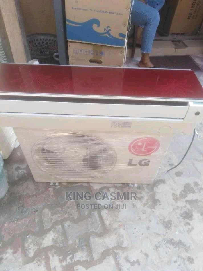 LG Air Conditioner 1.5hp (London Used)