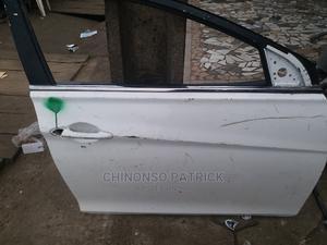 Sonata 2014 Model Front Door   Vehicle Parts & Accessories for sale in Ogun State, Ado-Odo/Ota