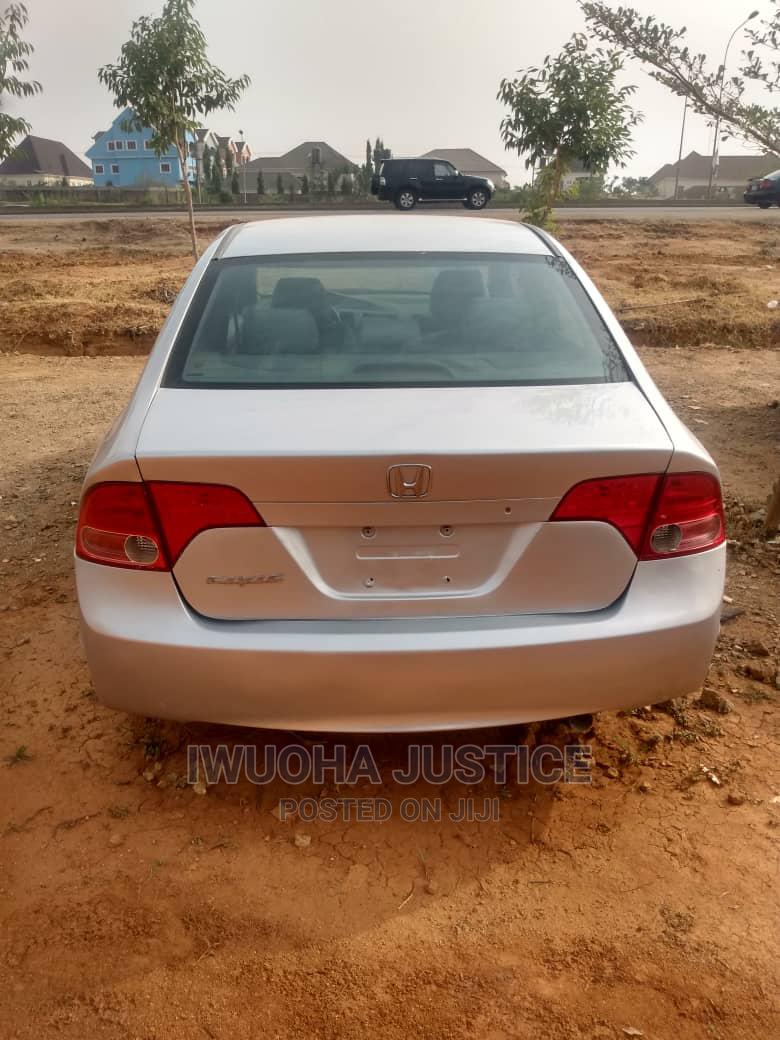 Honda Civic 2006 1.8 Coupe DX Automatic Gray   Cars for sale in Gwarinpa, Abuja (FCT) State, Nigeria