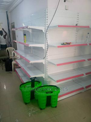 Single Side Supermarket Shelf   Store Equipment for sale in Lagos State, Ajah
