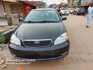 Toyota Corolla 2005 LE Black | Cars for sale in Lagos State, Oshodi