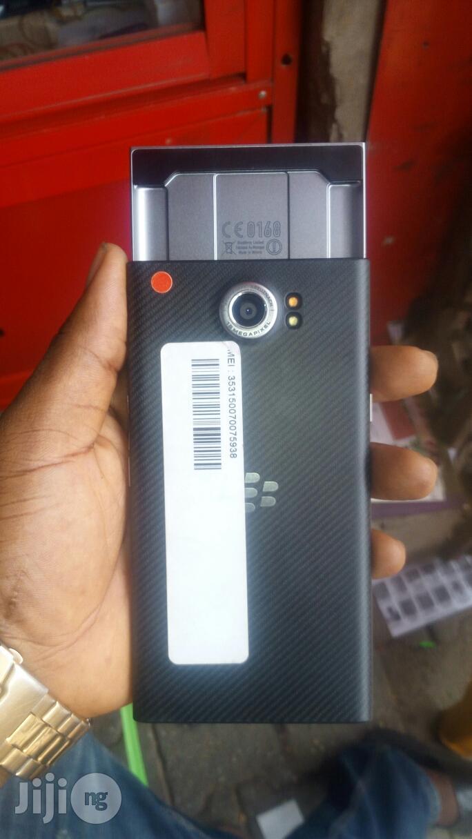BlackBerry Priv 32 GB Black   Mobile Phones for sale in Ikeja, Lagos State, Nigeria