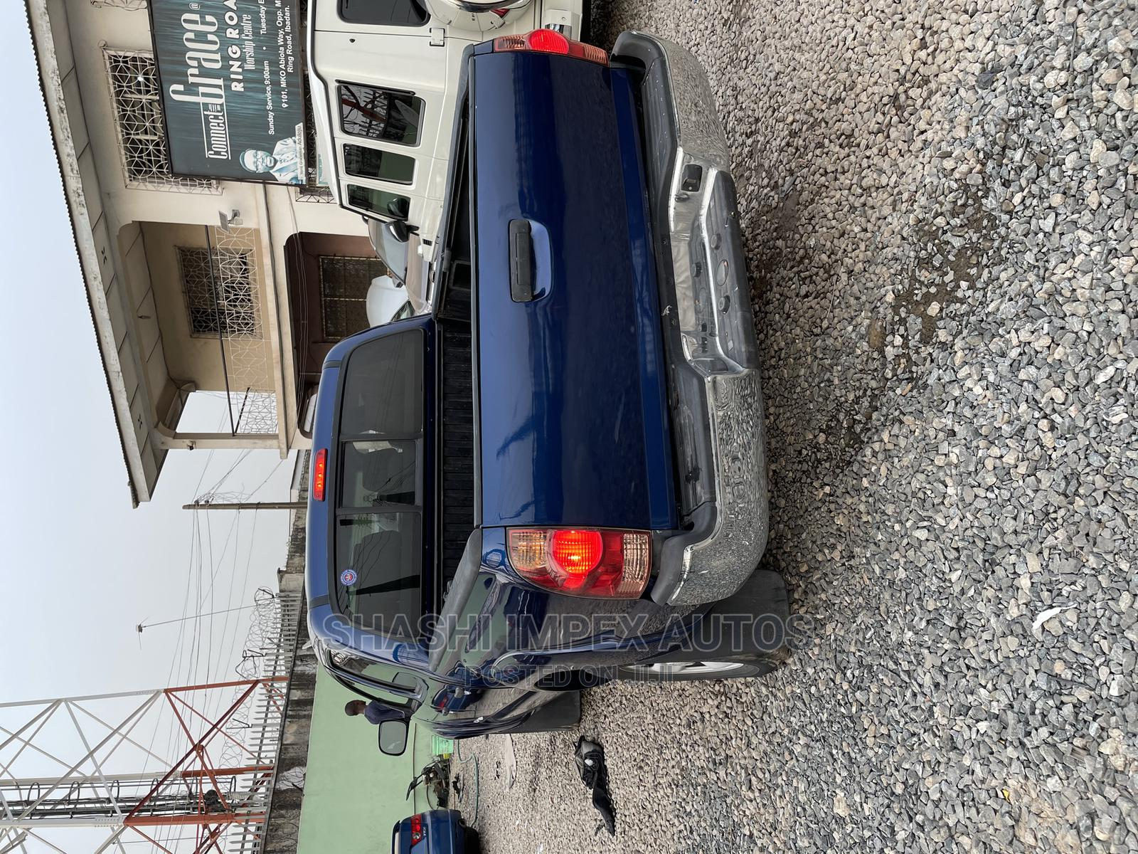 Toyota Tacoma 2007 Blue | Cars for sale in Oluyole, Oyo State, Nigeria