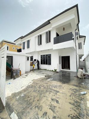 4 Bedroom Semi Detached Duplex With Bq | Houses & Apartments For Sale for sale in Ajah, Ado / Ajah