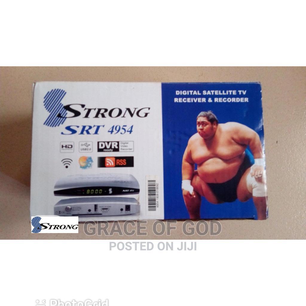 Strong Decoder Str 4954