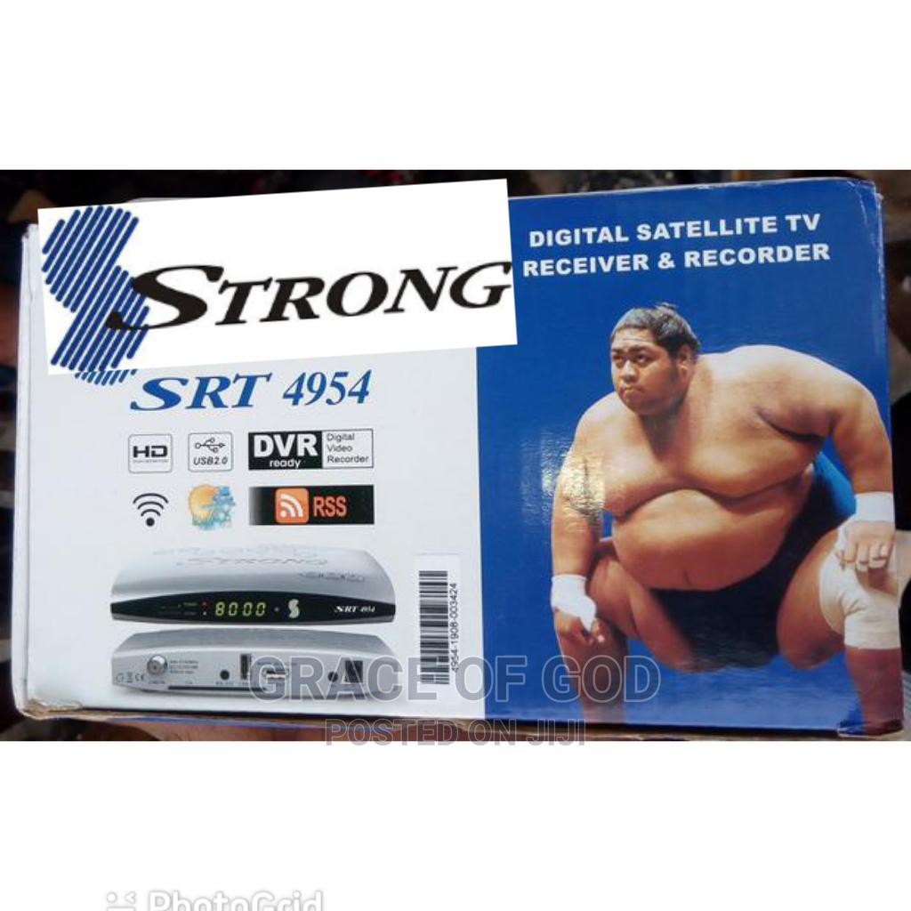 Strong Decoder Str 4954 | TV & DVD Equipment for sale in Ikeja, Lagos State, Nigeria
