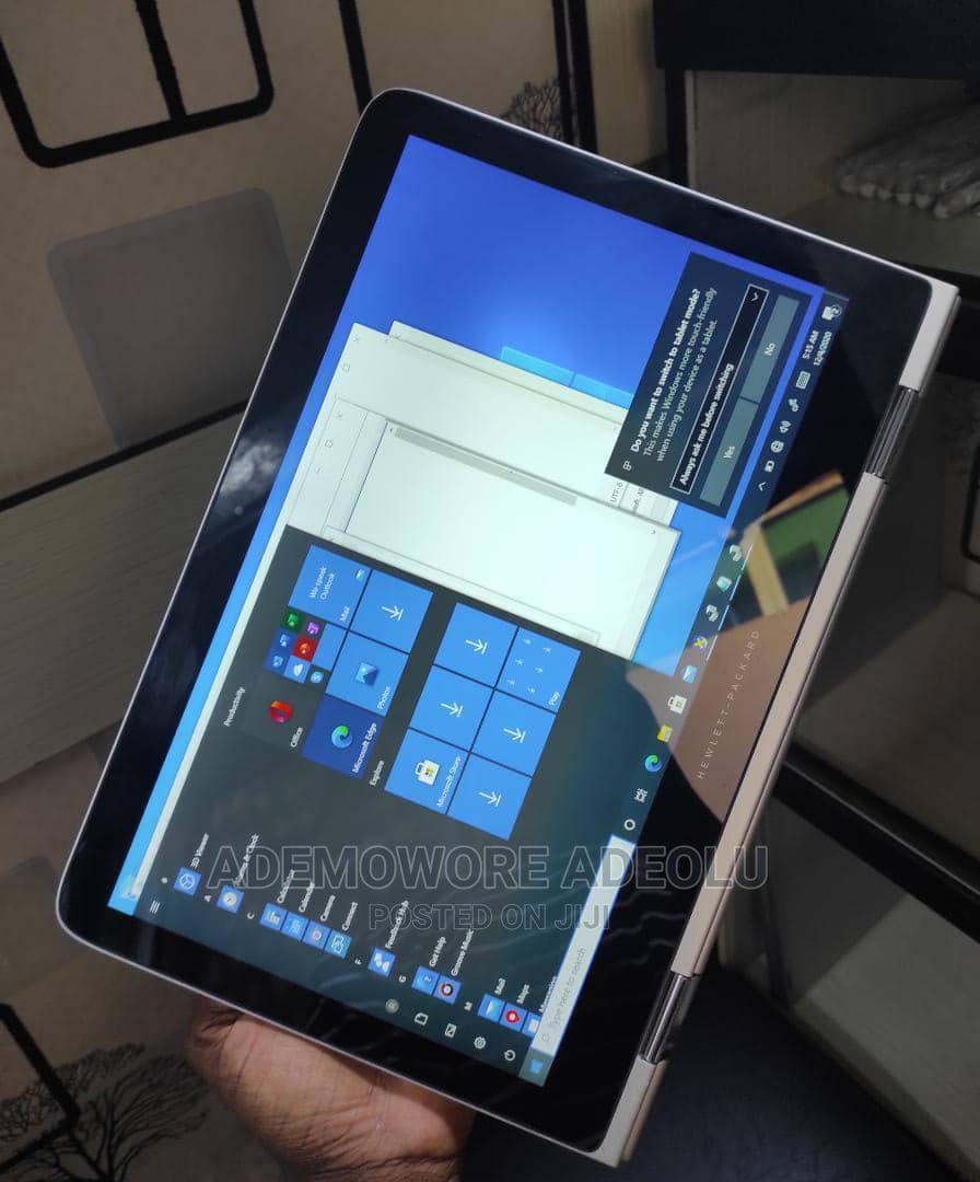 Laptop HP Spectre X360 13 8GB Intel Core I7 SSD 256GB | Laptops & Computers for sale in Ijebu Ode, Ogun State, Nigeria