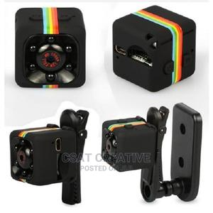 12mp Camera With Motion Detection Sq11 Mini Hd 1080p Recharg | Security & Surveillance for sale in Lagos State, Ikeja