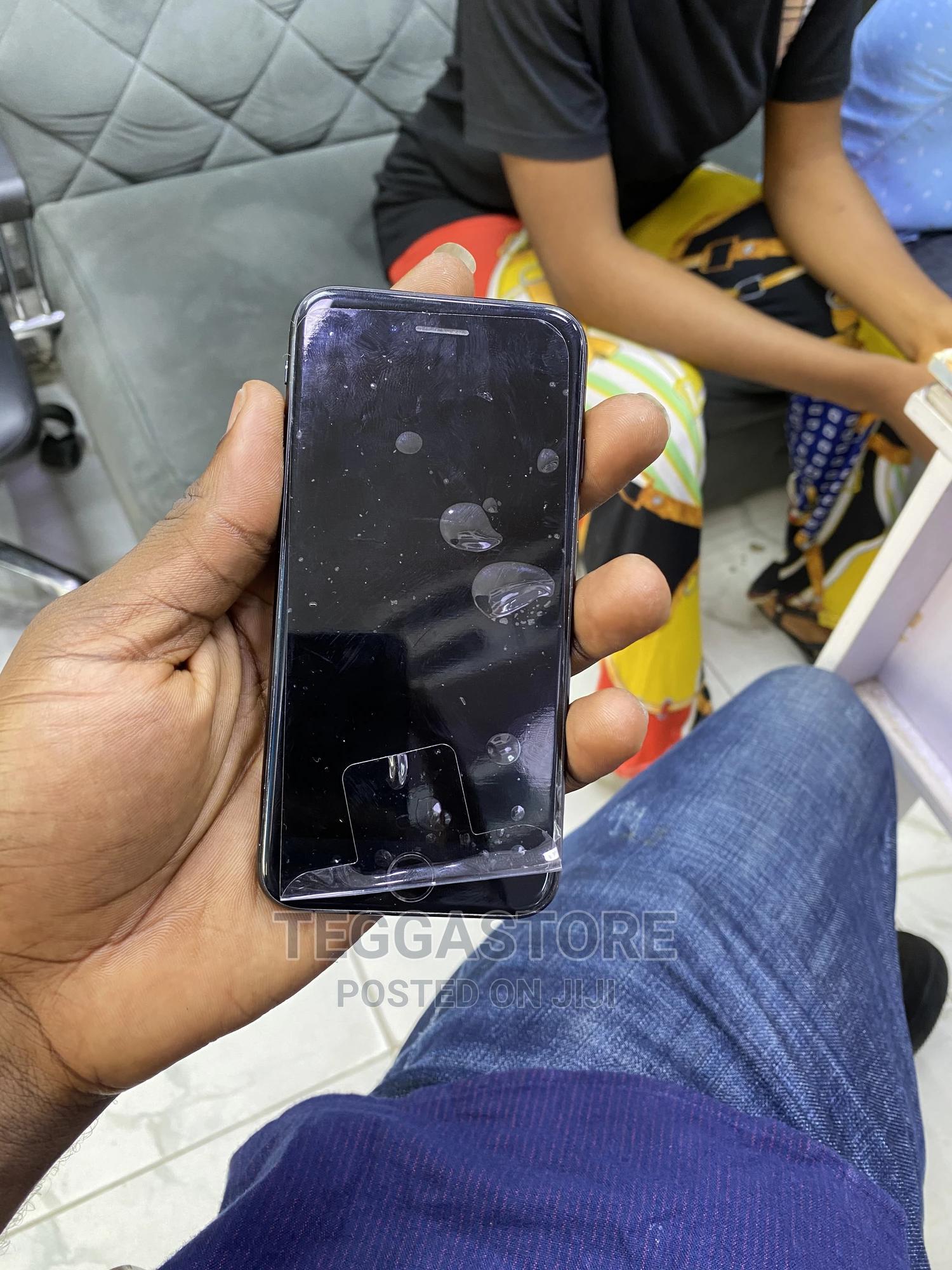 Apple iPhone 7 128 GB Black | Mobile Phones for sale in Ikeja, Lagos State, Nigeria