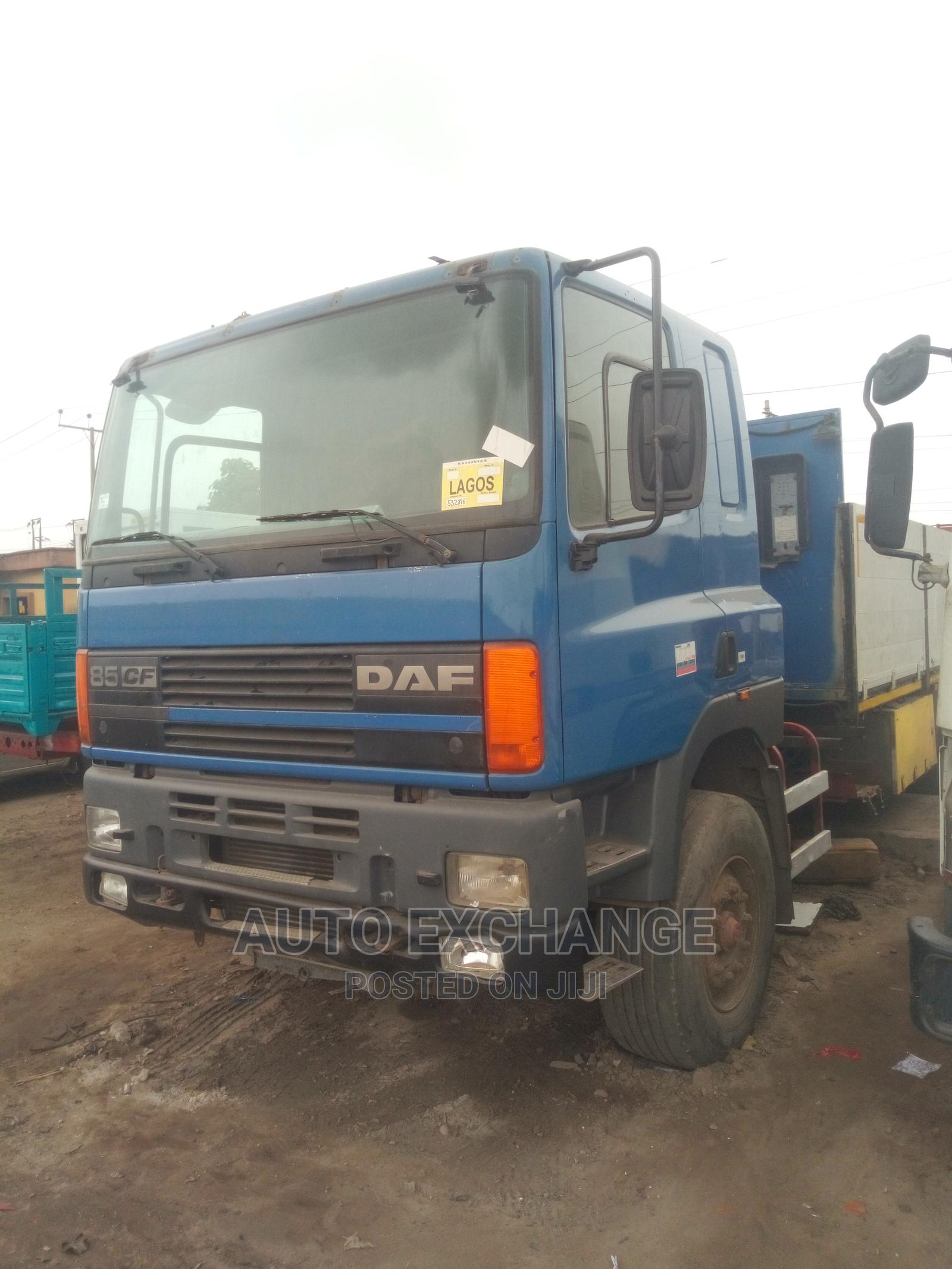 Archive: DAF CF 85, Truck 10 Tyres, for Haulage and Logistic