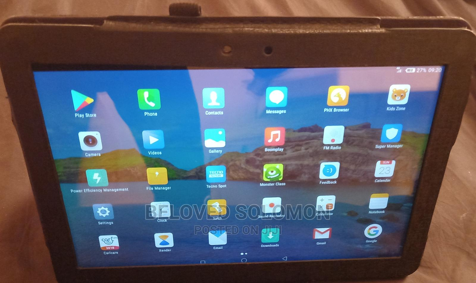Archive: Tecno DroiPad 10D 16 GB Black