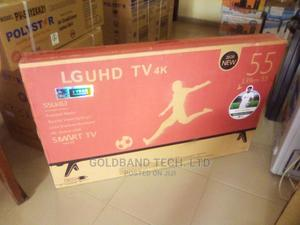 LG 55inches Android Smart TV With Internet | TV & DVD Equipment for sale in Lagos State, Ikorodu