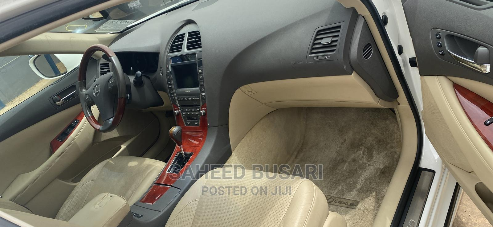 Lexus ES 2007 White | Cars for sale in Ibadan, Oyo State, Nigeria