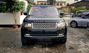 Land Rover Range Rover 2013 Black   Cars for sale in Lagos State, Lekki