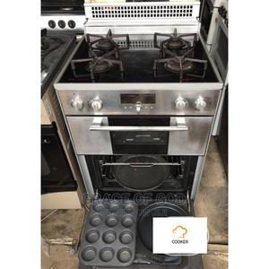 German Used 4 Burners Gas Cooker With Oven and Grill   Kitchen Appliances for sale in Lagos State, Ikeja