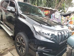 Toyota Land Cruiser Prado 2018 4.0 Black | Cars for sale in Lagos State, Ikeja