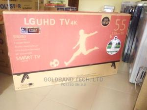 LG 55inches Smart Internet Android TV | TV & DVD Equipment for sale in Lagos State, Ikotun/Igando