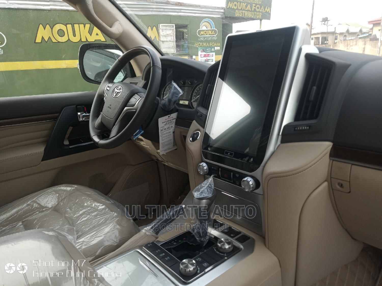 Toyota Land Cruiser 2020 4.6 V8 EXR White | Cars for sale in Apapa, Lagos State, Nigeria
