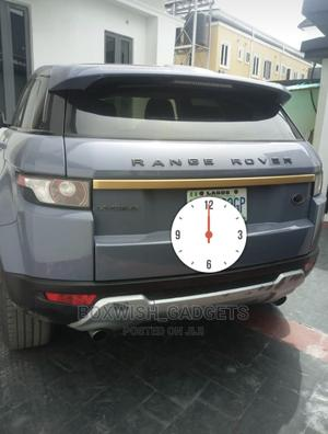 Land Rover Range Rover Evoque 2014 Gray | Cars for sale in Lagos State, Lekki