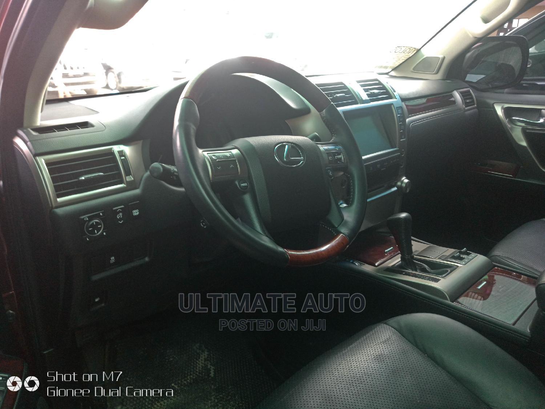 Archive: Lexus GX 2010 460 Red