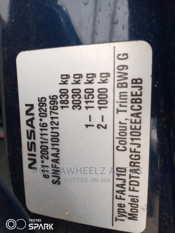 Archive: Nissan Qashqai 2008 2.0 Blue