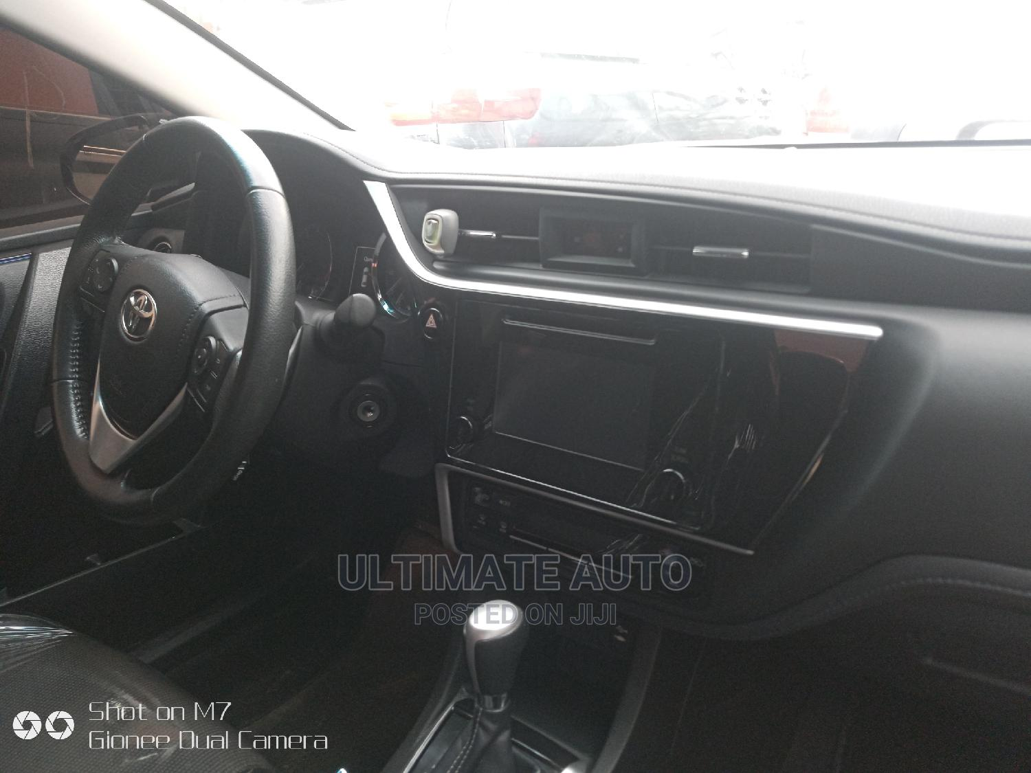 Toyota Corolla 2019 SE (1.8L 4cyl 6M) Black | Cars for sale in Apapa, Lagos State, Nigeria