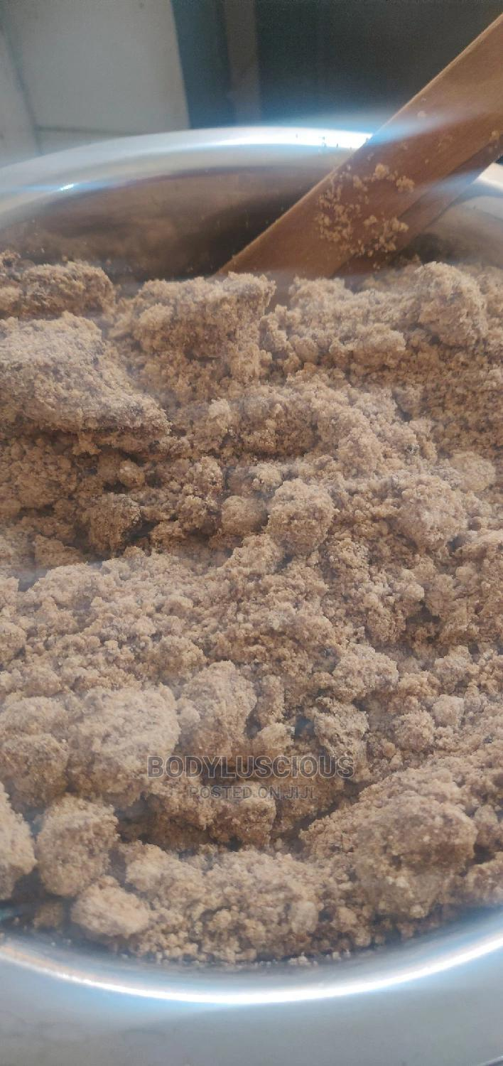 Archive: Raw African Black Soap