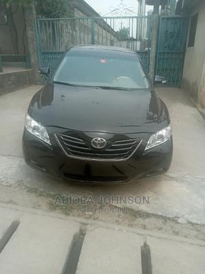 Toyota Camry 2008 2.4 LE Black   Cars for sale in Lagos State, Ikeja