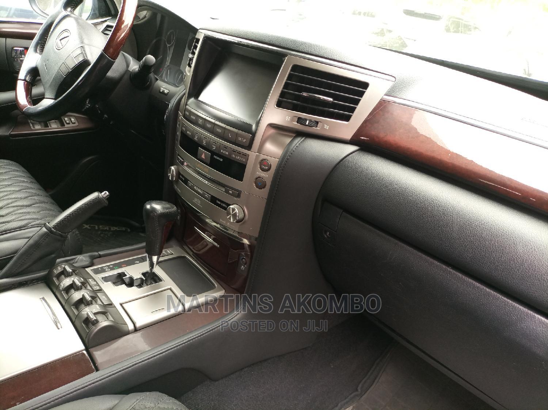 Archive: Lexus LS 2020 Black