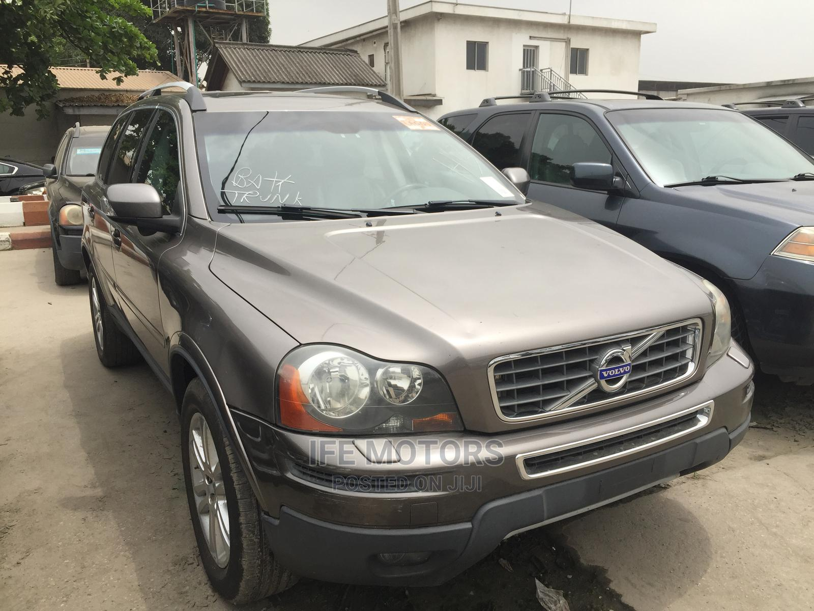 Volvo XC90 2010 Gray | Cars for sale in Apapa, Lagos State, Nigeria