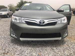 Toyota Camry 2012 Green | Cars for sale in Abuja (FCT) State, Lugbe District