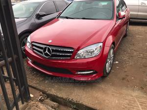 Mercedes-Benz C-Class 2008 Red | Cars for sale in Lagos State, Ikeja