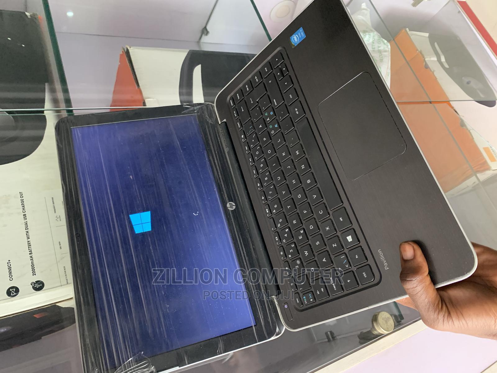 Laptop HP Pavilion 13 4GB Intel Core I3 HDD 500GB