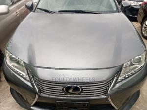 Lexus ES 2014 350 FWD Gray   Cars for sale in Lagos State, Ogba
