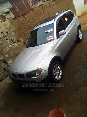 BMW X3 2005 2.5i Gray   Cars for sale in Lagos State, Ikeja