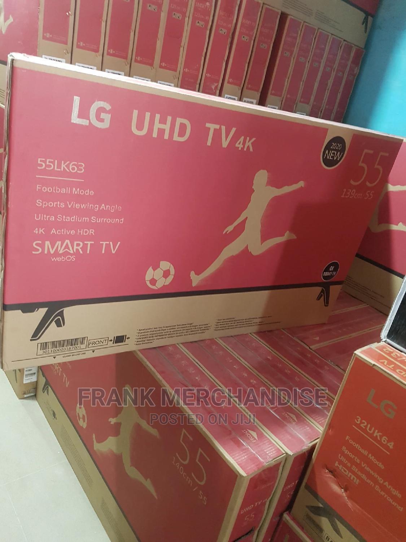LG TV 55inches Smart TV 4kuhd | TV & DVD Equipment for sale in Amuwo-Odofin, Lagos State, Nigeria