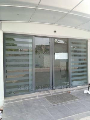 Benal Technologies Sensor Automatic Sliding Glass Doors | Doors for sale in Delta State, Warri