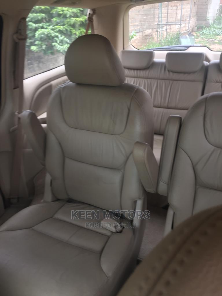 Archive: Honda Odyssey 2006 LX Gray