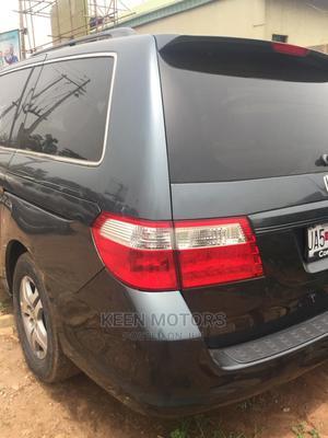 Honda Odyssey 2006 LX Gray   Cars for sale in Ogun State, Ado-Odo/Ota