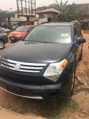 Suzuki Vitara 2008 Black | Cars for sale in Ogun State, Ado-Odo/Ota