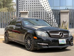 Mercedes-Benz C300 2013 Black | Cars for sale in Abuja (FCT) State, Central Business Dis