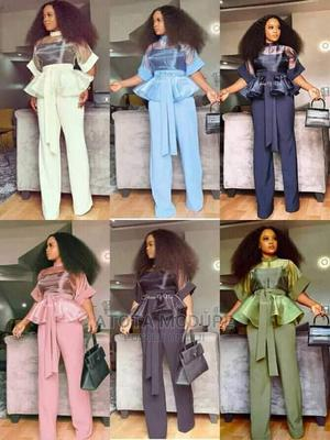 Classy Formal and Party Complete Wear(Top and Trouser) | Clothing for sale in Lagos State, Ifako-Ijaiye