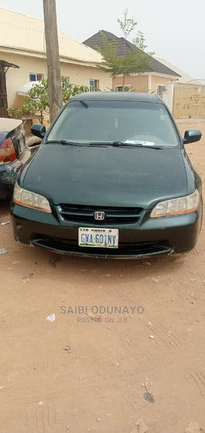 Honda Accord 2000 Coupe Green   Cars for sale in Abuja (FCT) State, Lugbe District