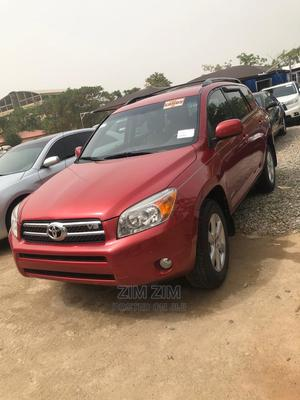 Toyota RAV4 2007 Limited V6 Red | Cars for sale in Abuja (FCT) State, Central Business Dis