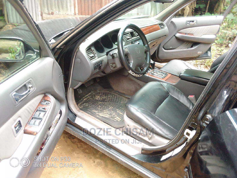 Acura RL 1999 3.5 Black   Cars for sale in Obio-Akpor, Rivers State, Nigeria