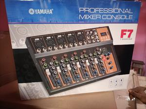 Yamaha 7channel Flat Mixer | Audio & Music Equipment for sale in Lagos State, Ojo