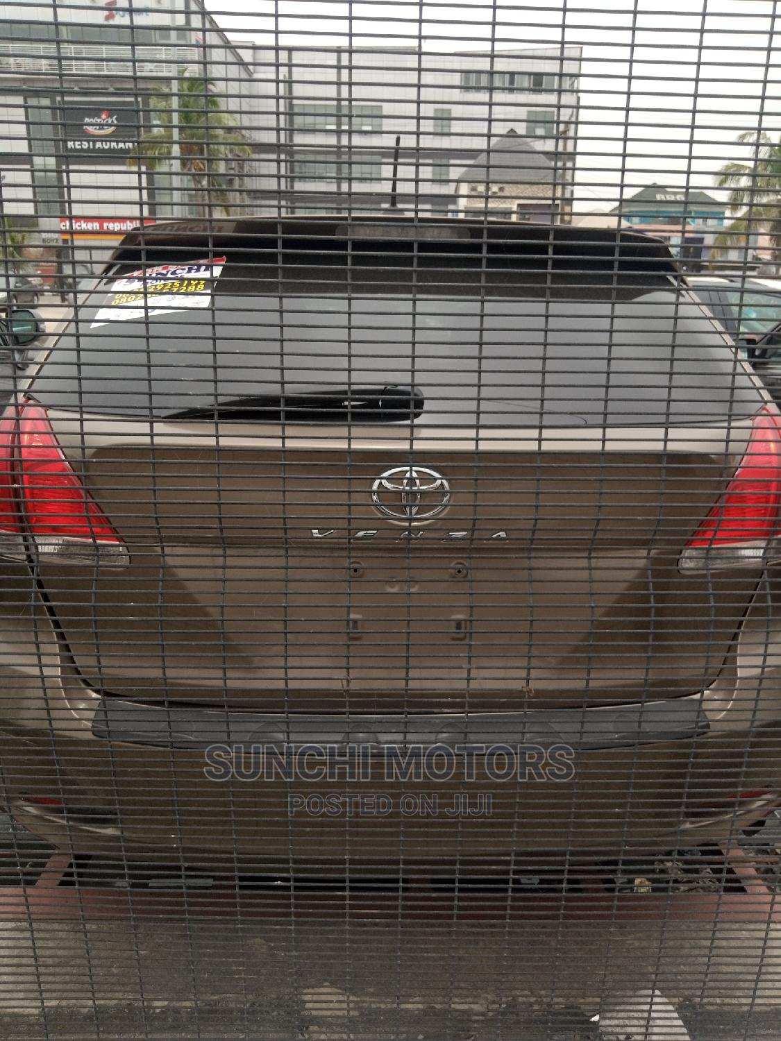 Toyota Venza 2010 Brown | Cars for sale in Eko Atlantic, Lagos State, Nigeria