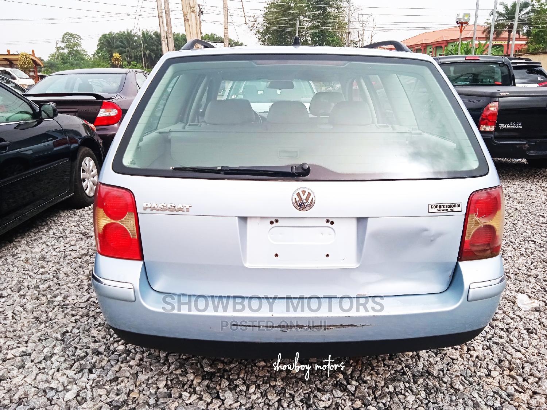 Volkswagen Passat 2003 Blue | Cars for sale in Akure, Ondo State, Nigeria