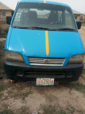 Suzuki Carry 2002 Blue   Buses & Microbuses for sale in Osun State, Osogbo